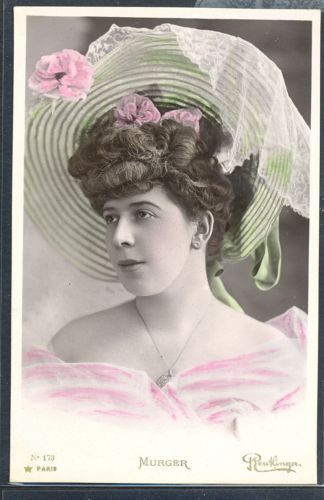 PF024-ARTIST-STAGE-STAR-MURGER-Large-HAT-Tinted-PHOTO-pc-REUTLINGER