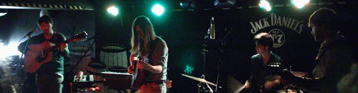 Live Review: Jacco Gardner - Sticky Mikes Frog Bar – 15th September 2015