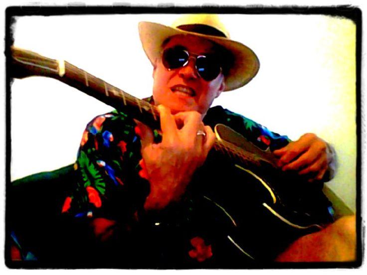 Gibson Starburst guitar