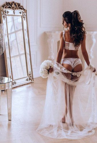 Sexy Wedding Pictures Not For Your Wedding Album ★ sexy wedding pictures bride from back olganikiforova