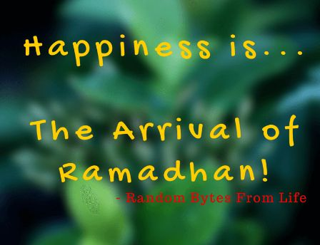 The Holy Prophet (Sallallahu alaihi wa sallam) gave glad tidings of the arrival of Ramadhan to His Companions in the words: The month of Ramadhan is dawning on you. This is the month of Barakah (blessings and prosperity). http://ahlesunnatuljamaat.com/is-there-a-hadith-that-the-holy-prophet-sallallahu-alaihi-wa-sallam-welcomed-ramadhan/