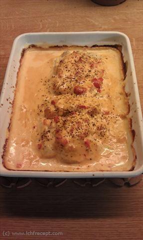 LCHF-Recept: Chilitorsk i ugn