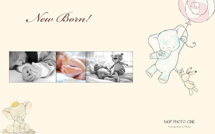 A fotografia de bebês recém-nascidos atrai olhares e suspiros das mamães e futuras mamães de forma mágica e contagiante!