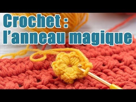 Cours crochet: Le point broomstick (variante) - YouTube