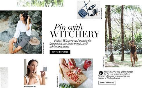 Witchery Report Magazine | Issue 20-Dec-18 | Hit Refresh - Witchery Fashions Pty Ltd Online