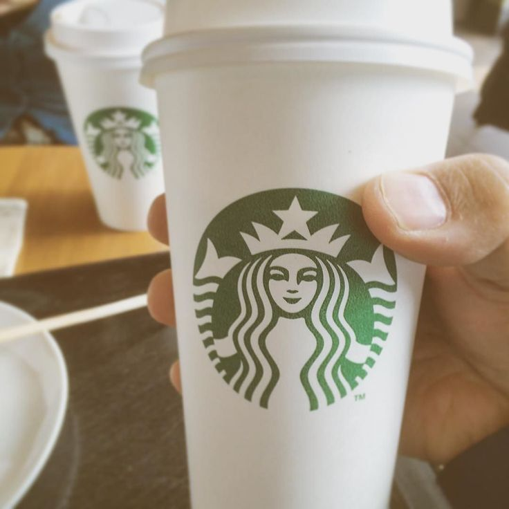 love Starbucks...
