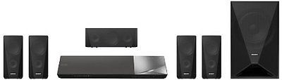 Home Theater Systems: Sony Bdvn5200w 1000W 5.1 Channel Full Hd Blu-Ray Disc Home Theater System -> BUY IT NOW ONLY: $498 on eBay!