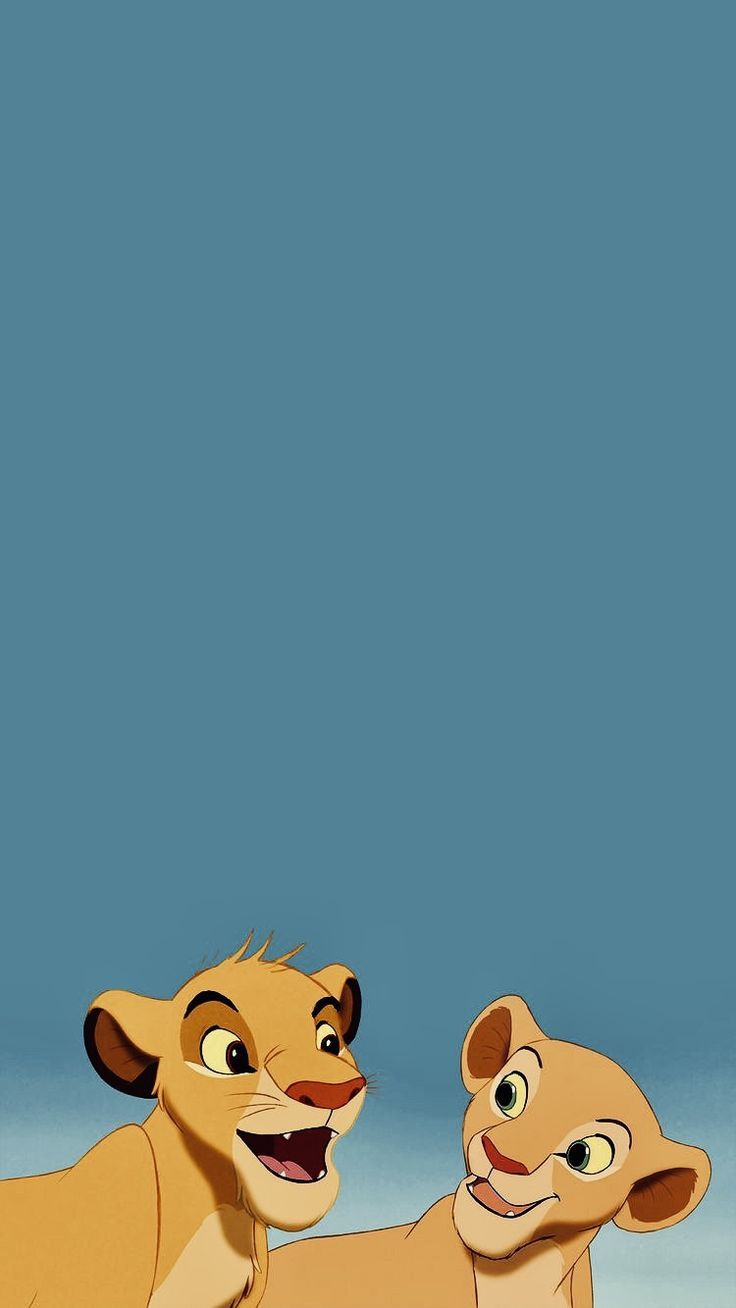 iphone wallpaper simba et nala iphonewallpaper iphonewallpaper2019 iphonewallpapertumblr [ 736 x 1308 Pixel ]