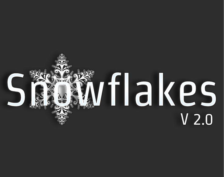 Snowflakes https://github.com/Cyrilinc/Snowflakes/releases/tag/v2.0.6.2