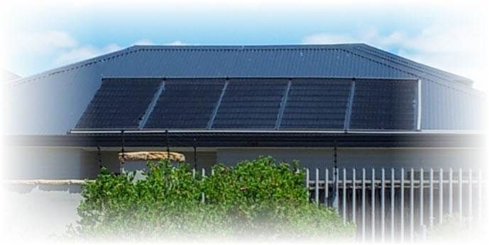All materials used in the solar panel manufacturing process are of the highest quality and a specialized pipe grade. The materials are also UV treated and the grommets are stress-crack tested....
