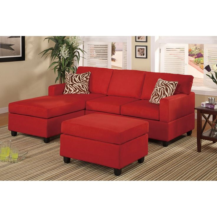 Living Room Ideas With Red Sectional: 1000+ Ideas About Red Sectional Sofa On Pinterest