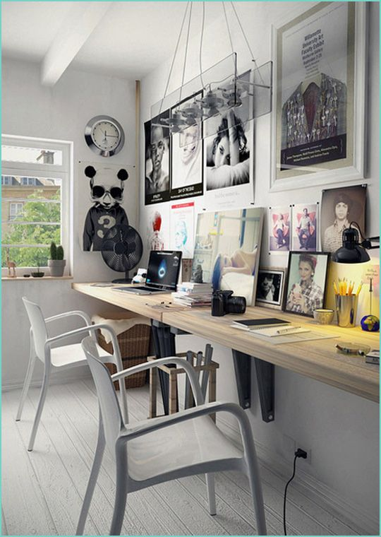 Inspire Me: A Workspace for 2