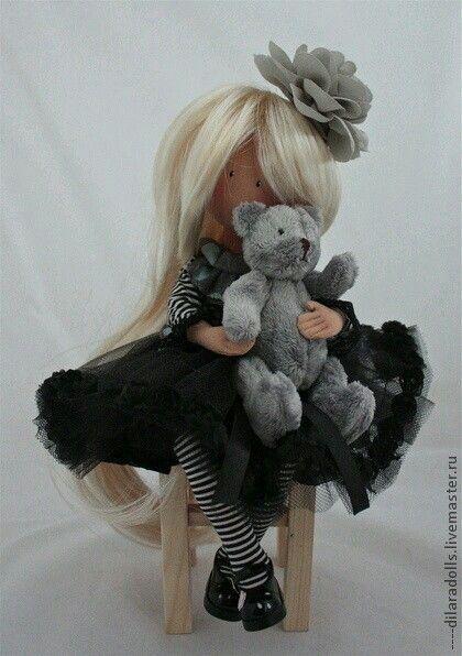 Lindas muñecas