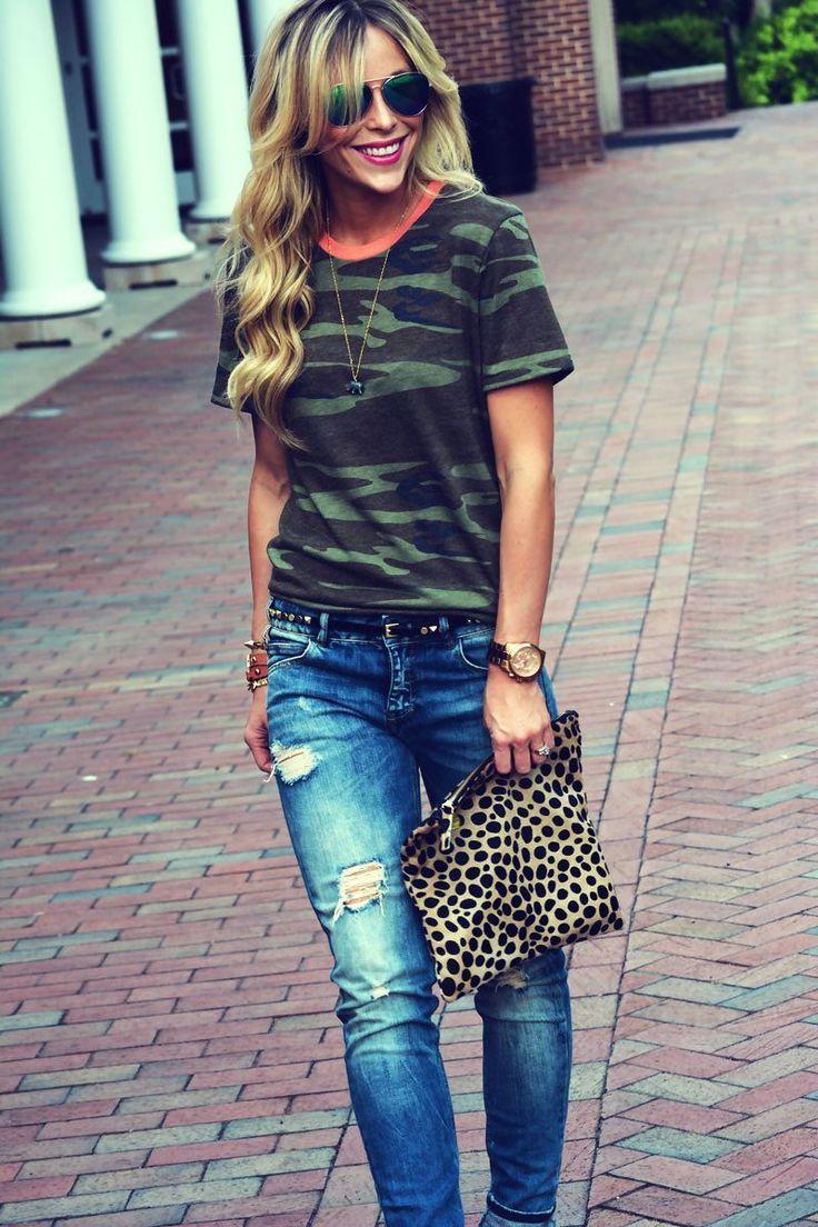 camo crush  camo fashion fashion style