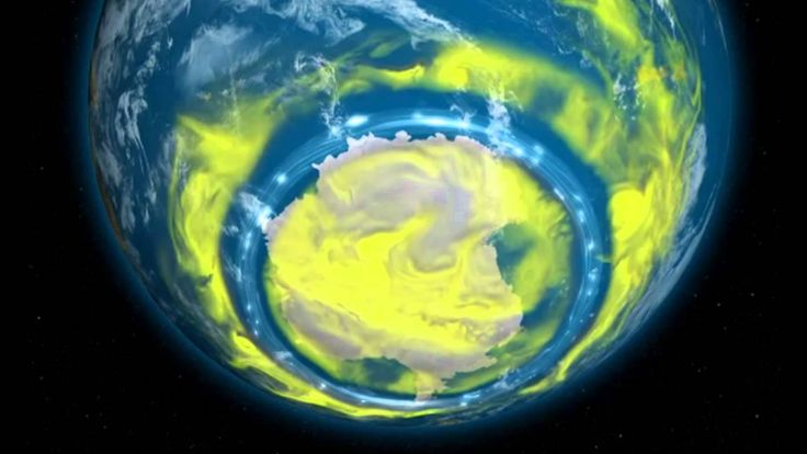A Giant Hole In Earth's Ozone Layer Is Finally Closing Up https://youtu.be/QVrOsnpNvBI