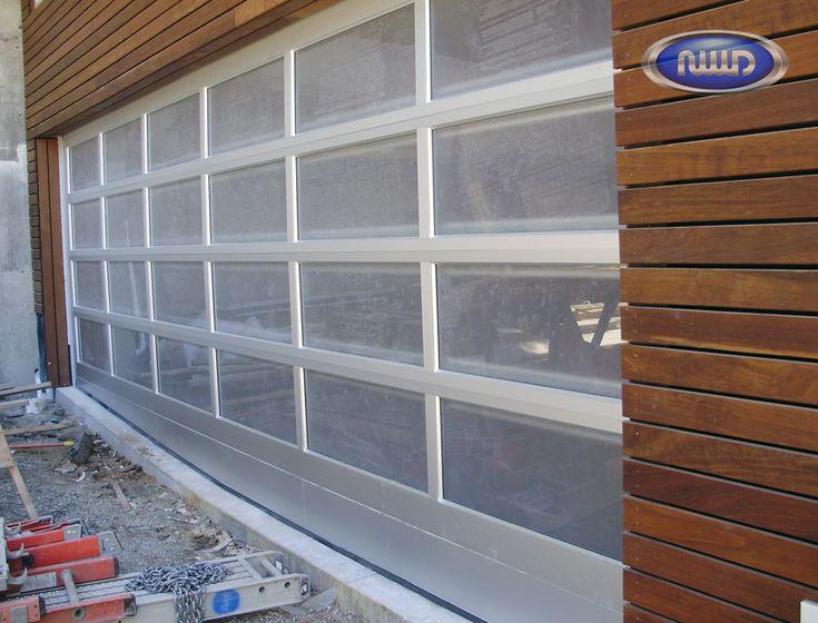 Delightful Modern Classic Aluminum Garage Doors   Northwest Door
