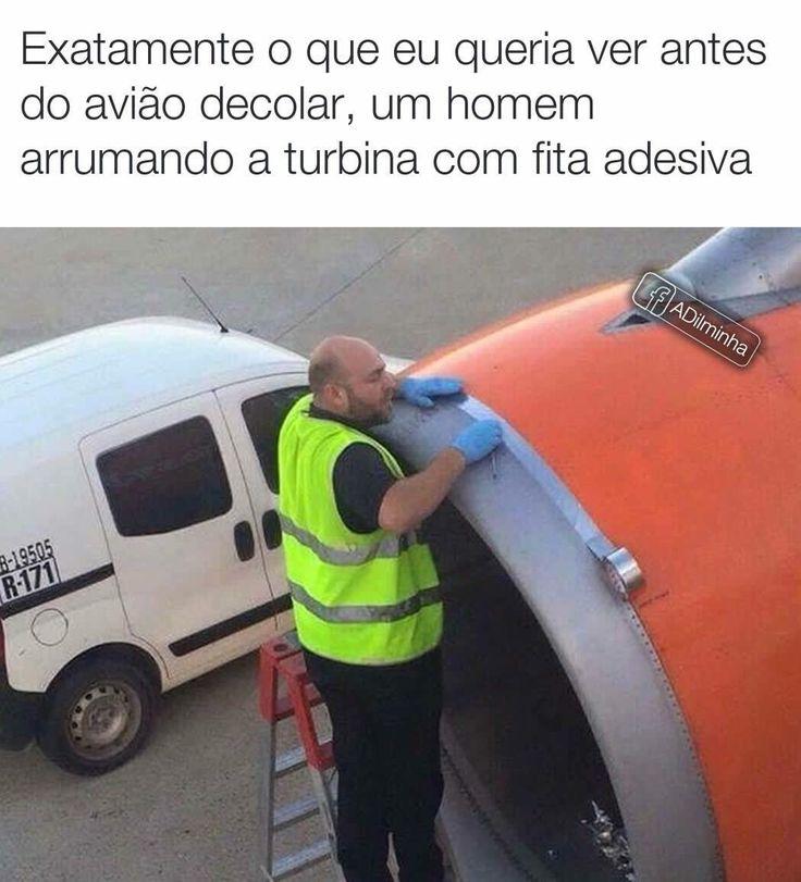 Qqqq os que n gostavam de viajar de avião tem + um motivo pra ter trauma agr