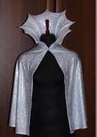 Сшить костюм снежной королевы