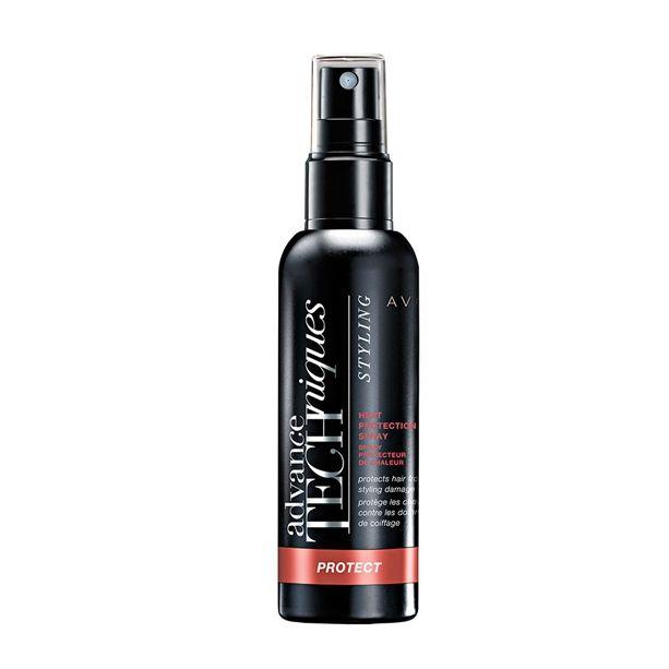 Hővédő hajformázó spray
