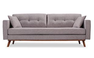 Frey Sofa, Grey Tweed - New | Capsule