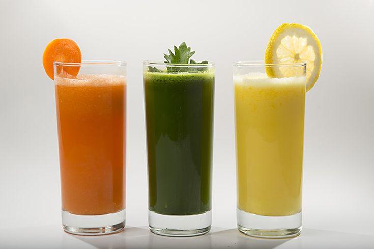Sucos termogênicos: 5 opções para acelerar o metabolismo!