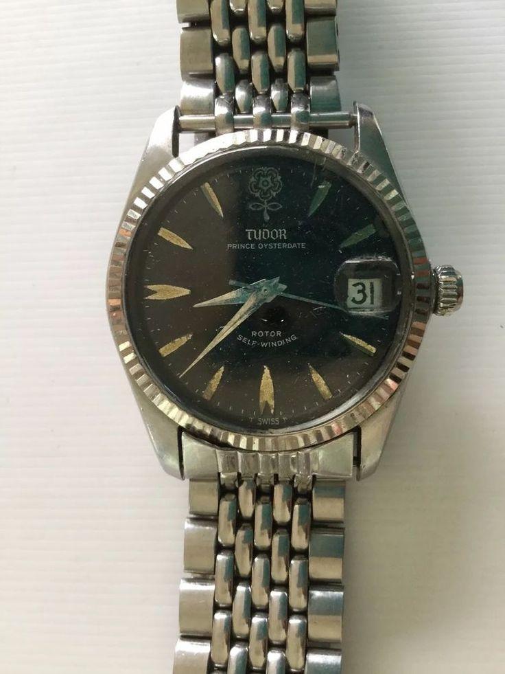 Genuine Vintage Rolex Tudor Men's Watch, working.  | eBay