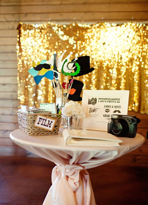 Awesome Photo Booth Ideas Diy Wedding Collections | Photo And ...