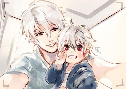 Teaching Ryu Jin sun how to take a selfie (zalanor.tumblr.com)