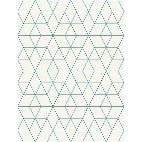 Buy House by John Lewis Grid Wallpaper Online at johnlewis.com Simple £15