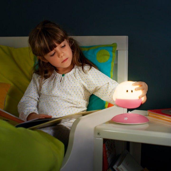 BORDSLAMPA PHILIPS BOLLIE LED - Barnlampor - Inomhusbelysning - Belysning