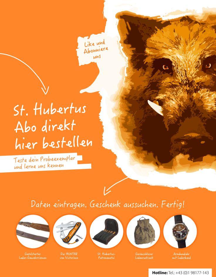 Jagd, Jagen, Natur, Wildtiere, Leidenschaft, St. Hubertus, Probehefte, Abo