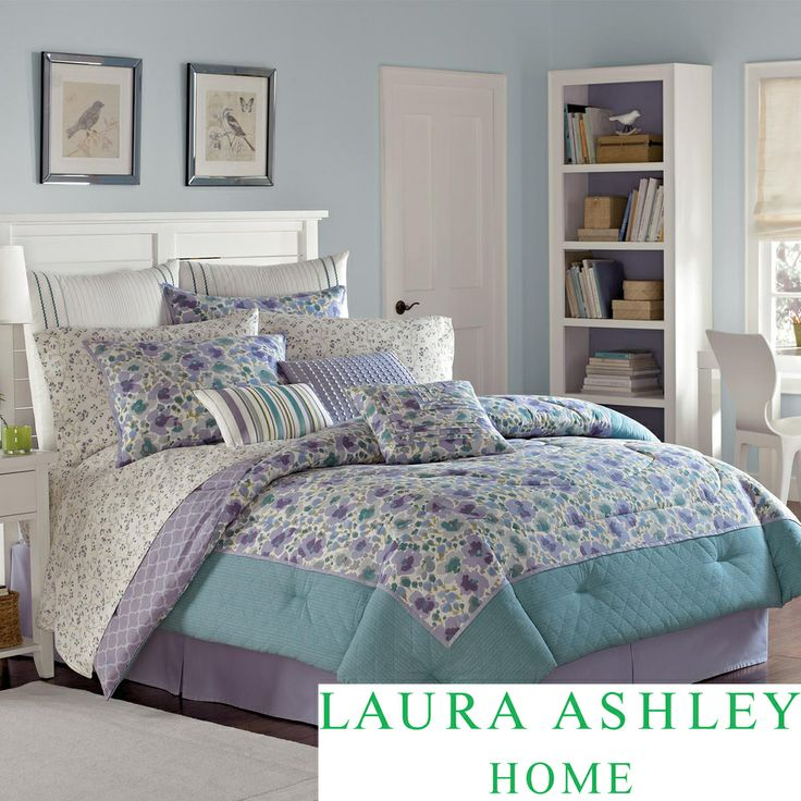 Featuring an incredibly soft surface, this Laura Ashley Knitted Rug Collection offers the perfect blend of fashion, function and design. The micro-plush fibers feel like heaven under bare feet and carpet friendly designs fit into any living space.