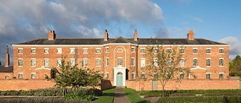 The Workhouse, Southwell - Wikipedia