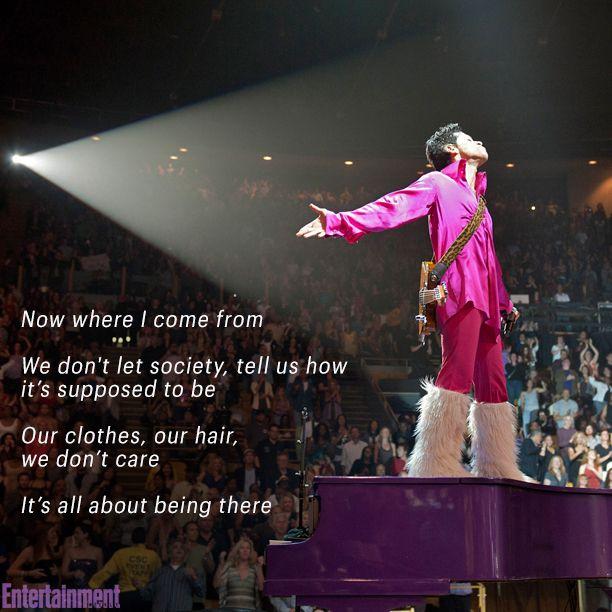 "Prince Lyrics: 10 of His Best Lines | Prince, ""Uptown"" | EW.com"