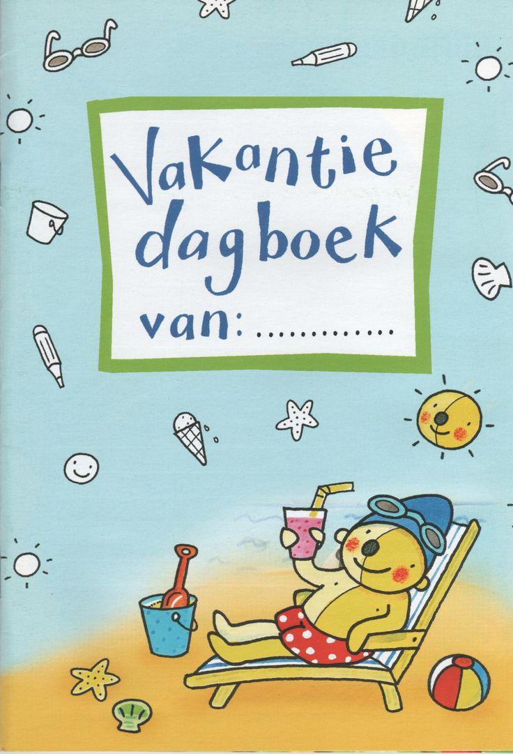 Vakantiedagboek Pompom