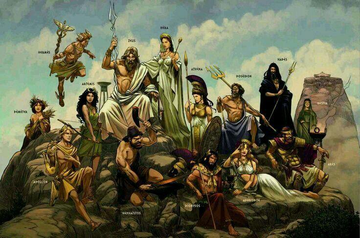 АНТИЧНЫЕ МИФЫ ВНАЧАЛЕ БЫЛ ХАОС ЗЕВС НА ОЛИМПЕ СКАЧАТЬ БЕСПЛАТНО