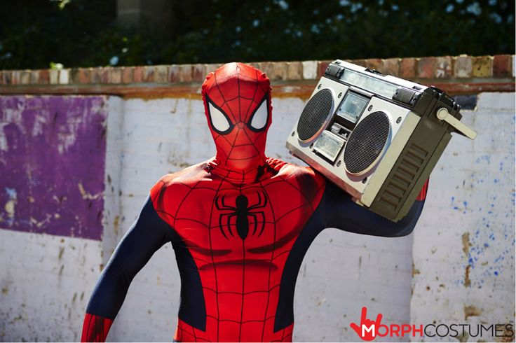 Superhero Fancy Dress Costumes: Spiderman, the most searched for superhero fancy dress costume on Google is now available in the world's most popular costume, we give you the Spiderman Morphsuit. Lets face it, he's been wearing a Morphsuit for years, so it makes (spider) sense.