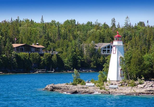 Big Tub Lighthouse, Tobermory Ontario