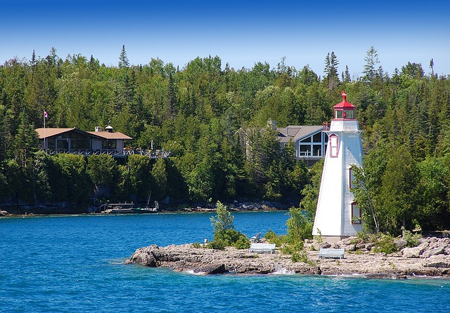 Big Tub Lighthouse, Tobermory Ontario. I miss this place