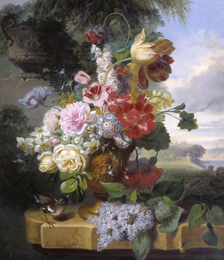 85 best images about FLEMISH FLORAL PAINTINGS AND OTHERS ...