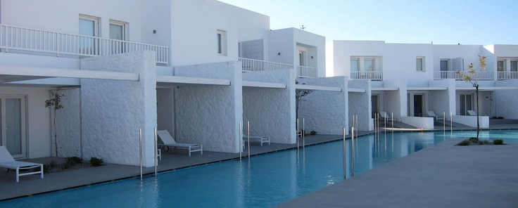 Enjoy Patmos Aktis Suites & Spa by the pool... #patmos #Greece #summer #pool