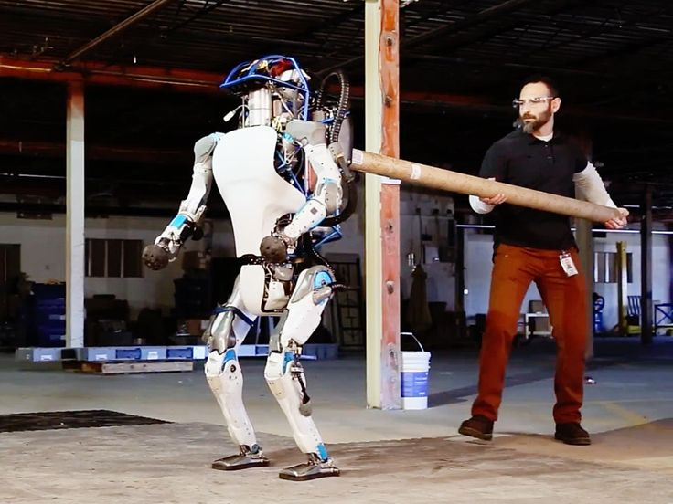 #robotics #ai The new version of Atlas is an untethered marvel of engineering. Also, slightly terrifying.