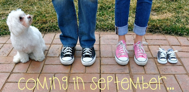cute way to announce pregnancy!: Pregnancy Announcements, Baby ️ ️, Baby Announcements, Announce Pregnancy, Converse Shoes, Shoes Baby, Announcements Pregnancy, Boots, Pregnancy But