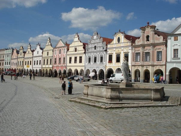 Telç, Czech Republic