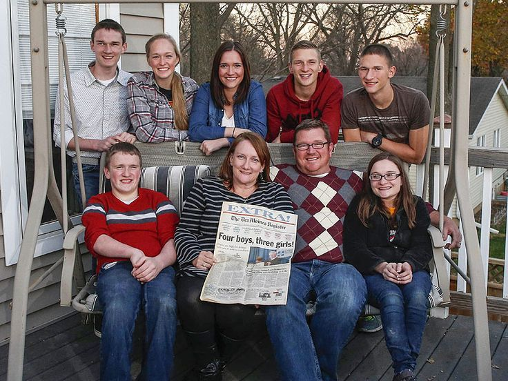She Gave Birth To The World's First Surviving Septuplets, They Have Turned 18 Now | DailyNews