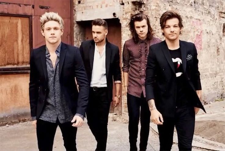 One Direction - MITAM photoshoot