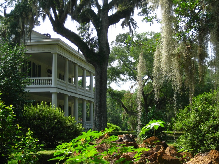 Rosedown plantation st francisville louisiana for Southern homes louisiana