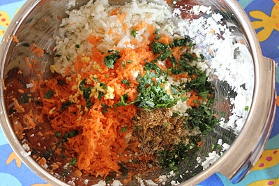 The ABCD's of Cooking - vegetarian Indian recipes - be careful, your mouth is going to water!