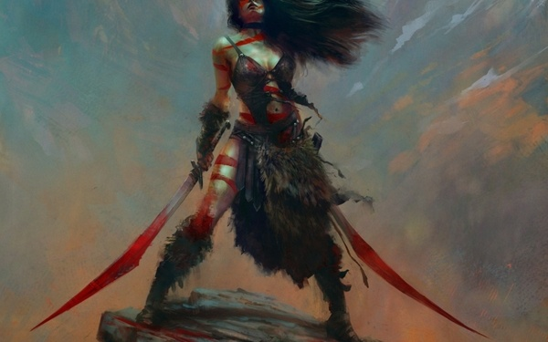 likewise fantasy girl blood - photo #17
