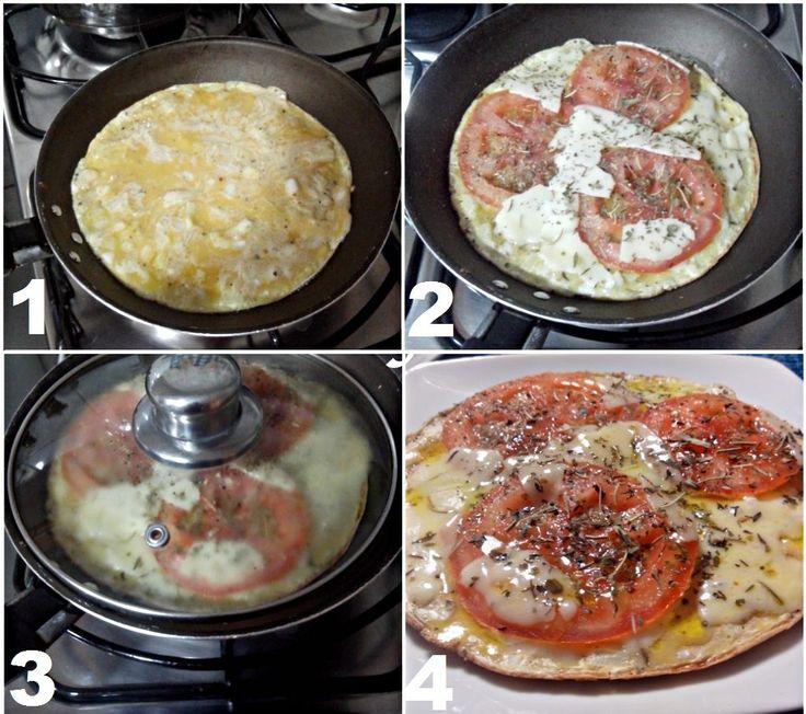 Você não vai cair em tentação por um pedaço de pizza se você já come pizza, portanto, inclua pizza em sua dieta.